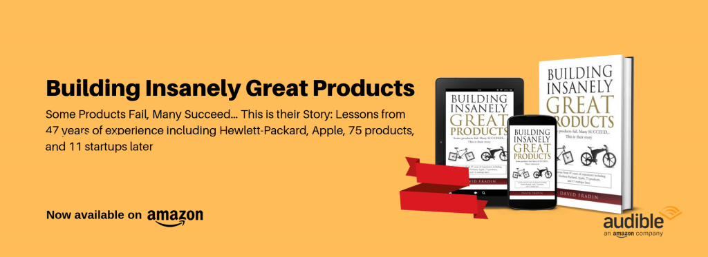 Building Insanely Great Products Book Promo