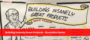Building Insanely Great Products - Illustration Series