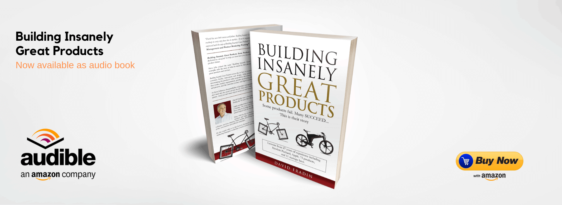 Building Insanely Great Products by David Fradin from Spice Catalyst