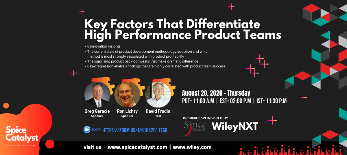 Key Factors That Differentiate High Performance Product Teams1