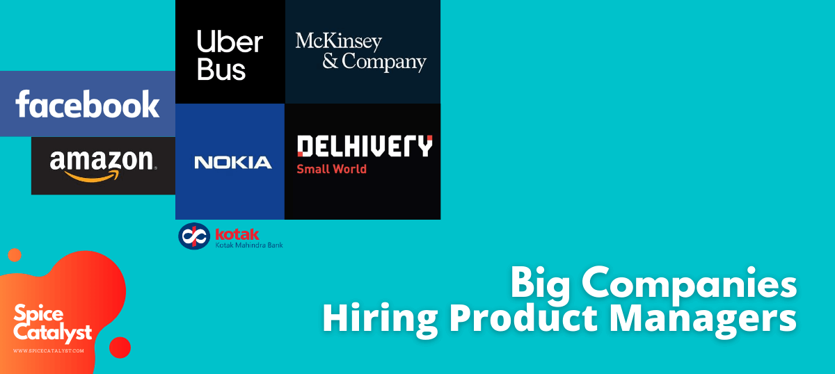 Product Management Jobs from MNCs