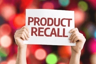 Spice Catalyst - Product Recall
